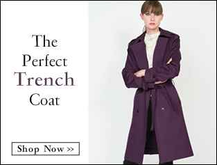 Shop The Perfect Trench Coat >>