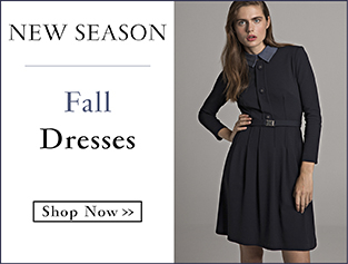 Shop Fall Dresses >>