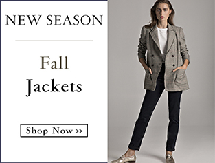 Shop Fall Jackets >>