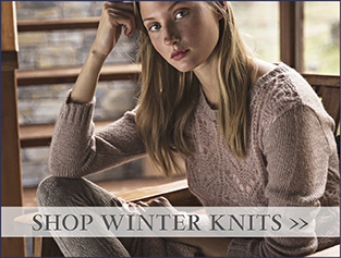 Shop Winter Knits on SALE!