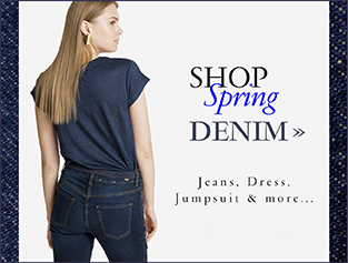 Shop Spring Denim !