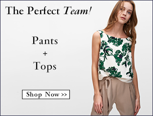 Shop Pants & Tops!