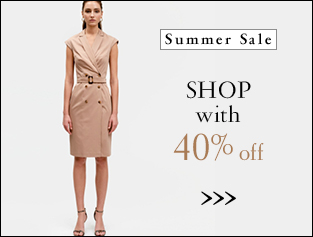Shop with 40% off  >>