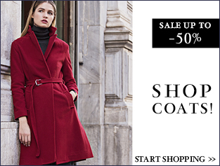 Winter Sale! Shop Coats >>