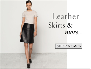 Shop Leather Skirts & more.. >>