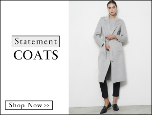 Shop Statement Coats >>