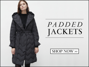 Shop Padded Jackets >>