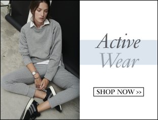 Shop Active Wear >>