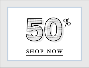 Shop all 50% off >>