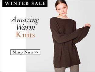 Shop Knits on SALE >>