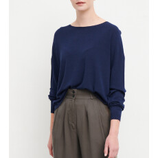 Cropped Boxy Blouse