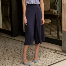 Lyocell Jupe Culottes