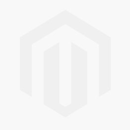 Cotton Blend Gray Striped Scarf
